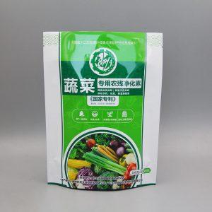 农残净化素包装袋