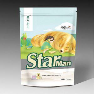 宠物食品包装袋设计案例