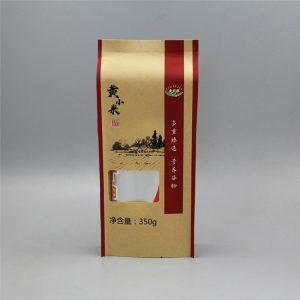 350g黄小米牛皮纸袋