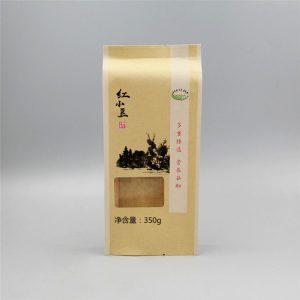 红小豆牛皮纸包装袋