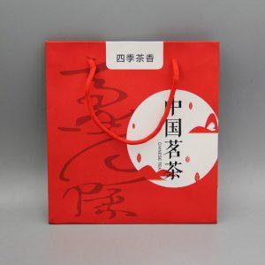 中国名茶手提袋
