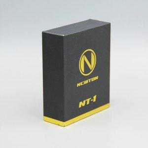 黑色高档小纸盒