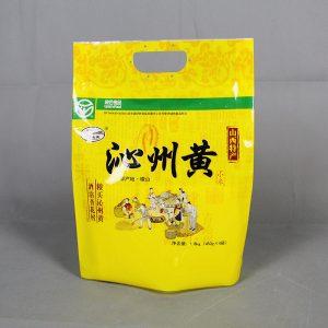 沁州黄小米包装袋