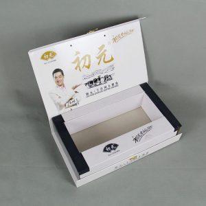 定制牛奶礼盒