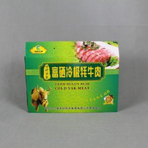 牦牛肉礼盒