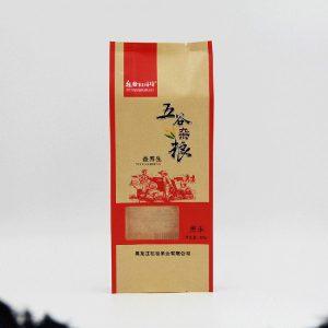 五谷杂粮包装袋设计案例