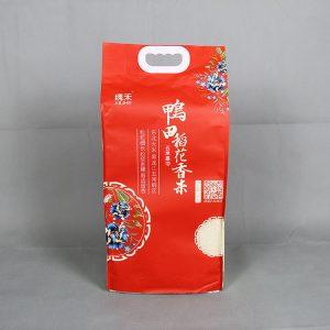 鸭田稻花香米包装袋