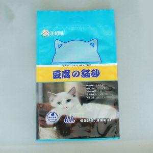 6L豆腐猫砂包装袋