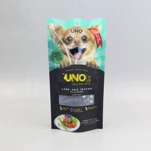 异型狗狗零食包装袋