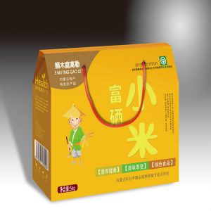 小米手提盒设计案例