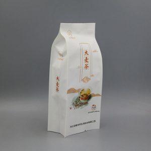大麦茶白牛皮纸包装袋