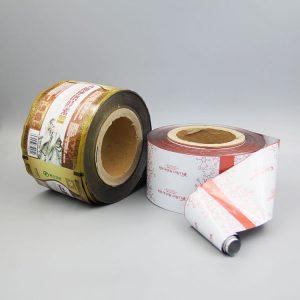 定制自动包装卷膜