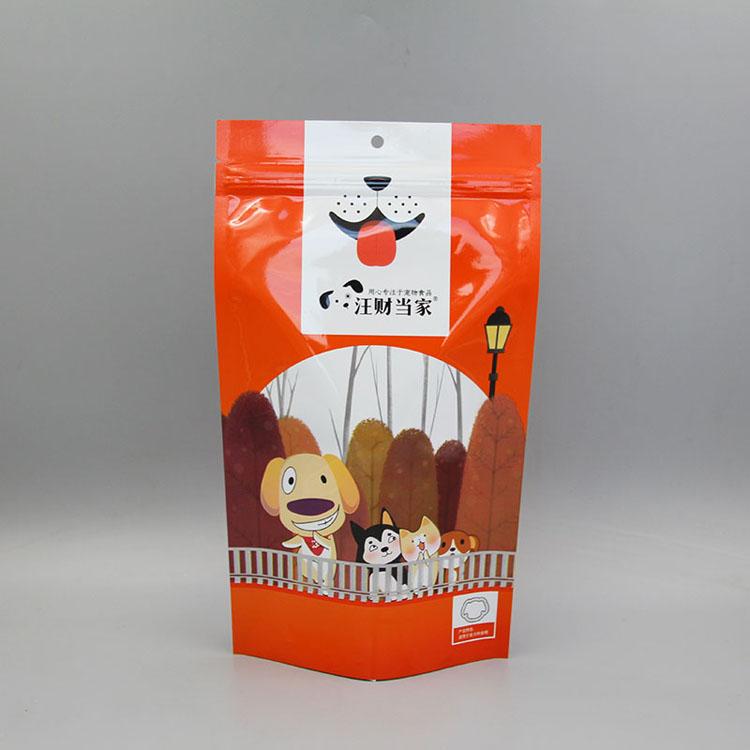 狗狗零食自立袋