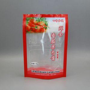 番茄果肉酱包装袋