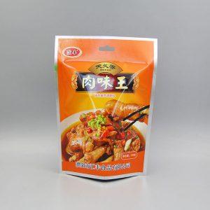 肉味王炖料包装袋